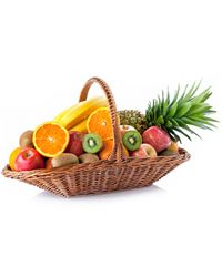 'Fruit Island' Basket. Ufa