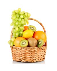 'Summer' Fruit Basket. Ufa