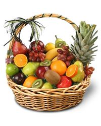 'Garden of Eden' basket. Ufa