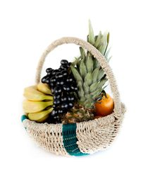 Tropical basket. Ufa